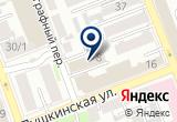 «Евразия, благотворительный фонд» на Yandex карте