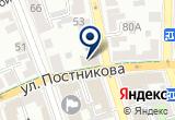 «Просервис» на Yandex карте