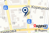 «Оренбургкомпроект, проектно-производственное предприятие» на Yandex карте