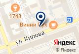 «Военный комиссариат, областной» на Yandex карте