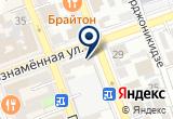 «Макстел+» на Yandex карте