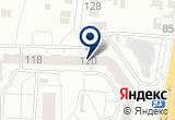 «Аква-Бур» на Yandex карте