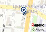 «Совесть, благотворительный фонд» на Yandex карте