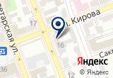 «ТД Арго» на Yandex карте