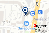 «Евросвязь» на Yandex карте