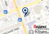 «Трехгорная мануфактура» на Yandex карте