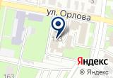 «ИФНС РФ №7 по Оренбургской области, межрайонная» на Yandex карте