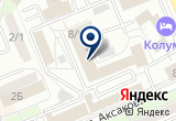 «Партнер» на Yandex карте