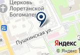 «Баланс» на Yandex карте