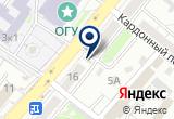 «МегаФон» на Yandex карте