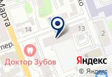«Элементум» на Yandex карте