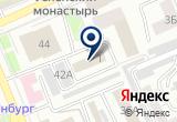 «Гостиничный комплекс правительства Оренбургской области» на Yandex карте