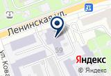 «Центр трансфера технологий» на Yandex карте