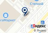 «Уралсибпромсервис» на Yandex карте