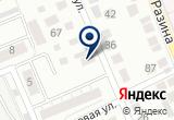 «Оренбургский областной центр вторичных ресурсов» на Yandex карте