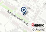 «ВИКОС» на Yandex карте