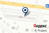 «ИП Козлов Д.М. (самосвал 25Т. + фронтальный погрузчик)» на Yandex карте