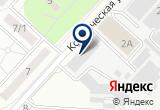 «Диалог» на Yandex карте