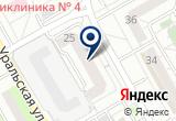 «Акварель» на Yandex карте