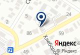 «Оренбурглифт» на Yandex карте