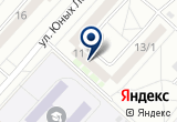 «Батэль» на Yandex карте