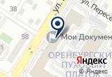«Магнит Филиал» на Yandex карте