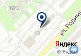 «Гладиатор» на Yandex карте
