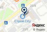«Компания Президент» на Yandex карте