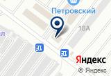 «Петровский, фруктово-овощной рынок» на Yandex карте