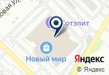 «Линии любви» на Yandex карте