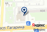 «Антураж» на Yandex карте
