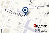 «Школа искусств, детская» на Yandex карте