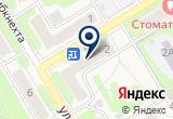 «АПТЕКА ГОЗНАКА МП» на Яндекс карте