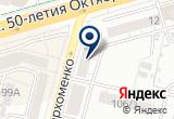 «Музенидис Трэвел, ООО, представительство в г. Уфе» на Яндекс карте