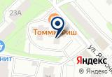«Амалия, сеть отелей» на Яндекс карте