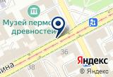 «Администрация г. Перми» на Яндекс карте