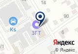 «Зоолэнд» на Яндекс карте