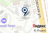 «Башня» на Яндекс карте