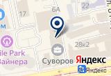 «СайтАктив– разработка сайтов, интернет-магазинов и порталов» на Яндекс карте Санкт-Петербурга