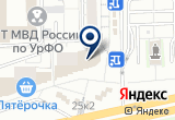 «Олимп» на Яндекс карте