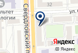 «Восход, производственная компания межкомнатных дверей» на Яндекс карте