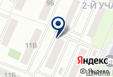 «Отель на Марченко» на Яндекс карте