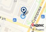 «Солнечный, торговый комплекс» на Яндекс карте