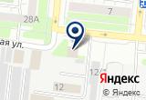 «Аккумулятор-2 гаражный кооператив» на Yandex карте