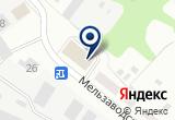 «Тюменский комбинат Хлебопродуктов» на Yandex карте