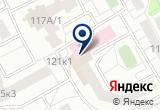 «Спортивный клуб Багира» на Yandex карте