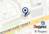 «Бизнес-Элит» на Yandex карте