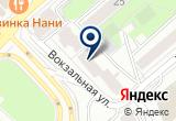 «Вектор» на Yandex карте