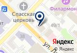 «Новая земля» на Yandex карте