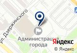 «Мероприятий защиты населения и территорий управление филиал» на Yandex карте